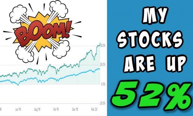 My personal investment portfolio   February 2020